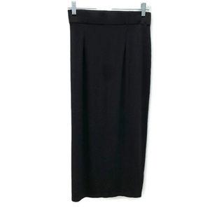 Eileen Fisher Gray Maxi Skirt